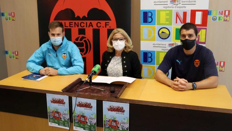 Benidorm albergará en diciembre la 13ª edición del Campus del Valencia C.F.