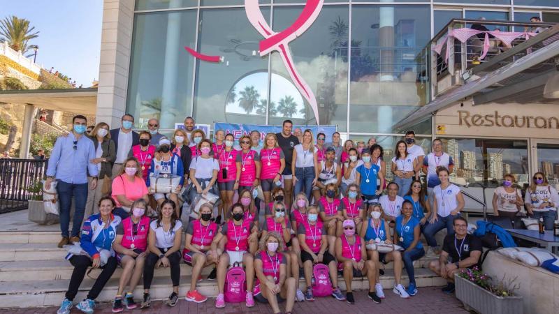 1er Trofeo Anémona de Banco Fijo contra el cáncer de mama