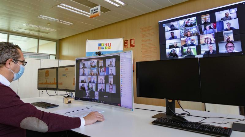 Benidorm efectua la primera consulta prèvia social d'Espanya per a adjudicar un servici de neteja viària i recollida de residus...