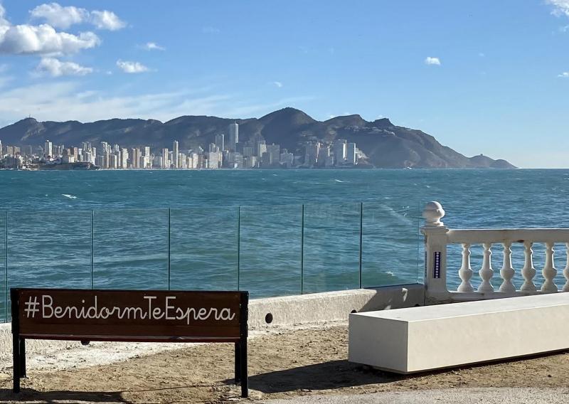 Joventut llança el Concurs de Fotografia '#BenidormTeEspera'...