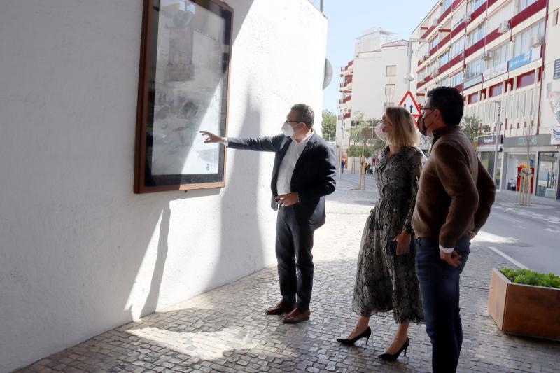 La commemoració del Dia Mundial de l'Aigua arriba a l'Espai d'Art Urbà 'El Pont'...