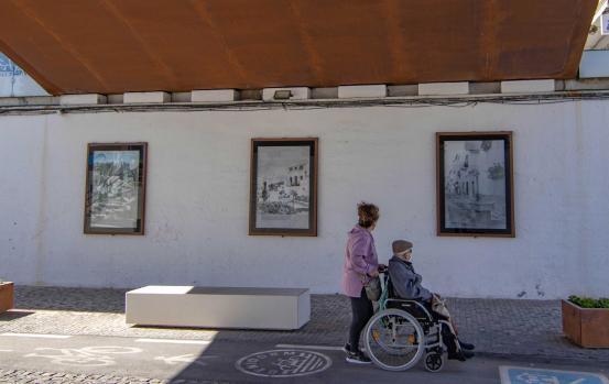 La conmemoración del Día Mundial del Agua llega a l'Espai d'Art Urbà 'El Pont'