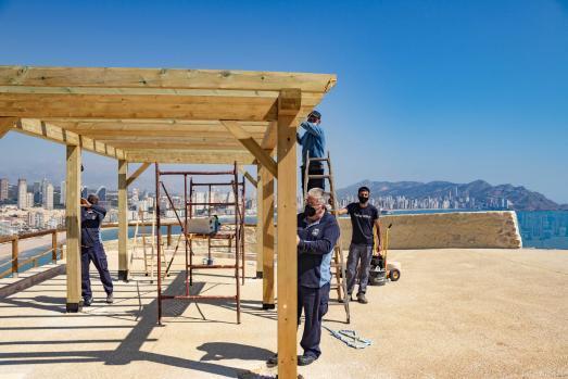 Patrimonio Histórico amplía las visitas guiadas al Tossal de La Cala durante la Semana Santa