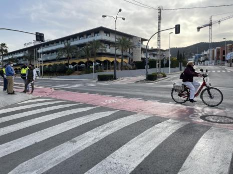 Benidorm actualiza la imagen e infraestructuras del tramo más transitado de Severo Ochoa