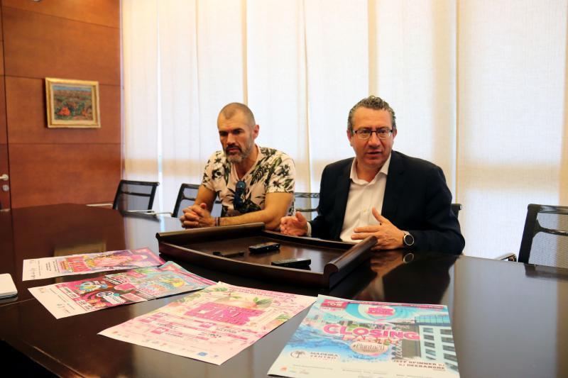 Benidorm se impregna del ambiente LGBT en una nueva edición del 'Pink Weekend'