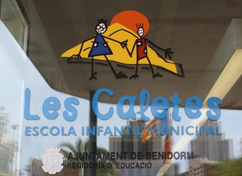 Benidorm reabre el 1 de julio las escuelas infantiles municipales con ratios del 75%