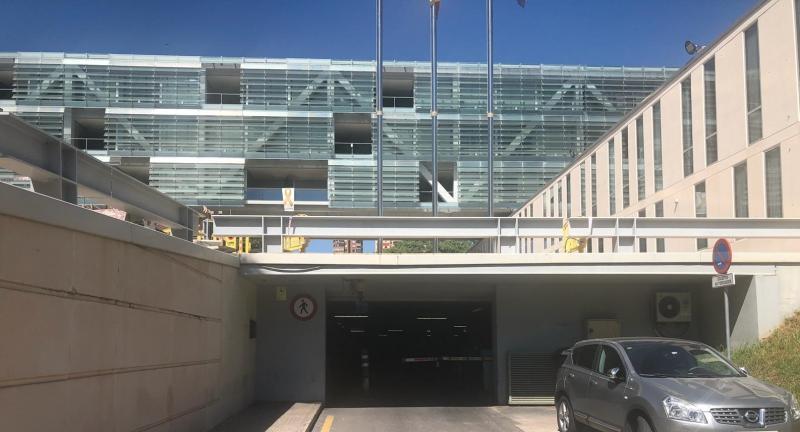 Ciudadanos lleva a pleno una moción para impedir que la explotación del parking de l'Aigüera se prorrogue en 2020
