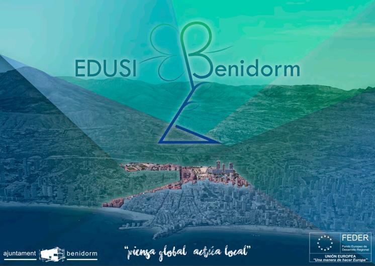 Benidorm contrata una asistencia técnica para agilizar la tramitación de proyectos previsto en la Edusi
