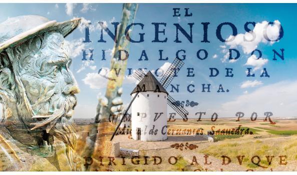 Benidorm commemora el 'Dia Internacional del Llibre' amb una lectura virtual d'El Quixot...