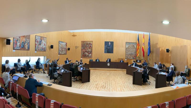 El govern local porta a ple el Reglament per a implantar el teletreball a l'Ajuntament...