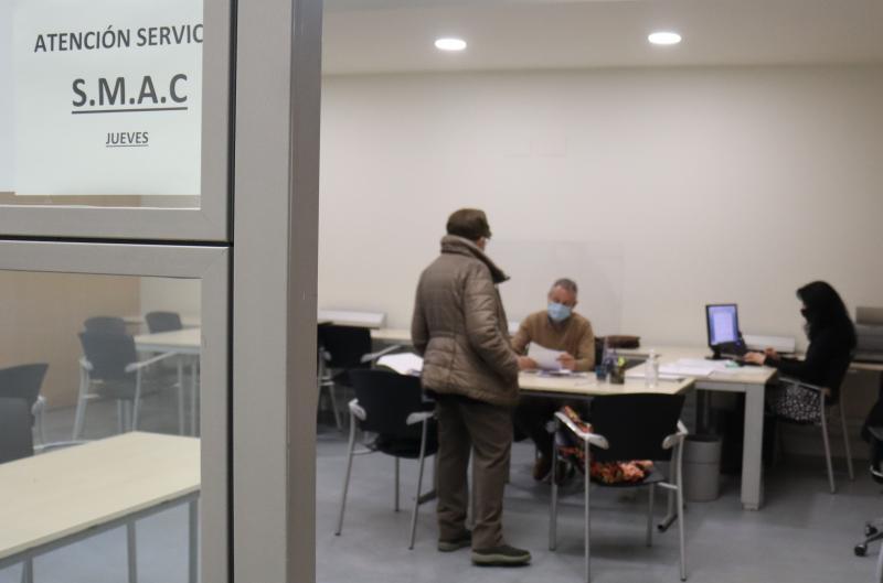 Benidorm cedix a Labora un espai a l'Ajuntament per a reprendre la prestació de l'SMAC...