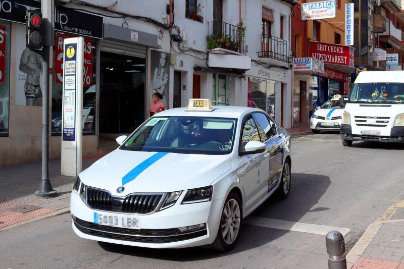 Benidorm convoca ajudes per a pal·liar els efectes de la Covid-19 en el sector del taxi...