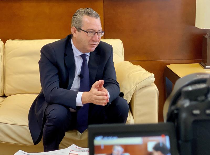 Benidorm reclama gestionar de manera directa els Fons Europeus Next Generation UE enfront de la Covid-19...