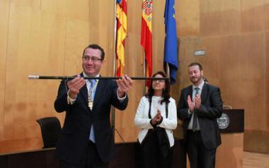 Antonio Pérez elegido nuevo alcalde de Benidorm como representante de la lista más votada
