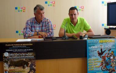 Jesulín de Ubrique recalará este verano en la Plaza de Toros de Benidorm tras su vuelta a los ruedos