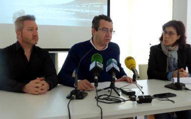 Las 75 producciones rodadas en Benidorm en 2015 dejaron 2,6 millones de euros en la ciudad