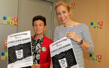 Teatro contra el cáncer en Benidorm
