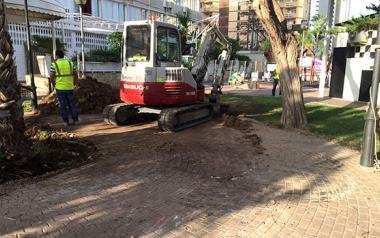 Benidorm inicia las obras de la nueva oficina del SATE en Rincón de Loix