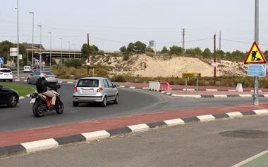 El Ayuntamiento pedirá a Conselleria que le ceda el tramo de Benidorm de la CV-70