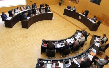 Los portavoces acuerdan dar cuenta al pleno del acta de pago y ocupación de una parcela en El Moralet