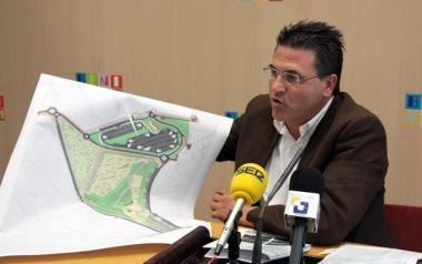 Benidorm adelanta la puesta en servicio de dos viales en el Parque de Foietes