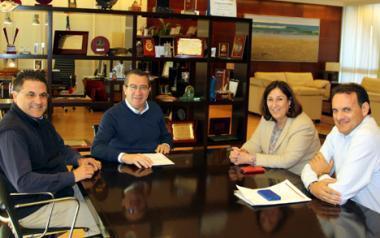 FGV informa al Ayuntamiento de los detalles de las obras de mejora de la línea 9 del TRAM