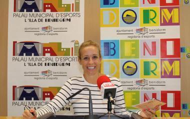 Benidorm retoma actividades y cursillos en el gimnasio y salas del Palau d'Esports