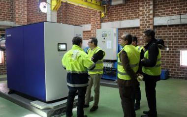 Benidorm mejora el tratamiento de agua en la EDAR con un sistema de última tecnología
