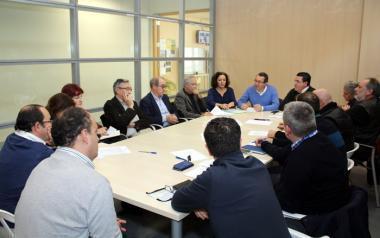 Benidorm solicita una subvención a Diputación para remodelar la avenida Atmella del Mar