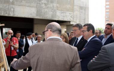 El alcalde convoca una Junta de Portavoces para abordar el dictamen del Consell Jurídic Consultiu sobre el convenio del centro cultural