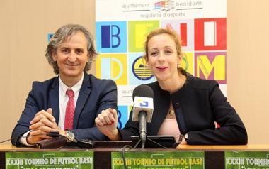 La XXXIII edición del torneo de fútbol base 'Villa de Benidorm' reúne a las mejores promesas en categoría infantil