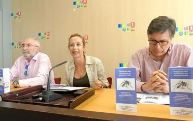 Ayuntamiento e Hidraqua promueven una campaña para combatir el mosquito tigre