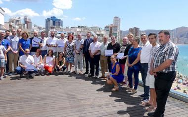 El VII Concurso de Tapas y Pinchos de Benidorm ya tiene ganadores en su edición de 2017