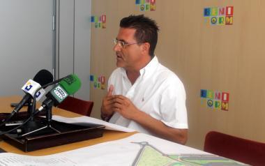 Benidorm abre el 70% del Parque de Foietes, incluidas 300 plazas de aparcamiento