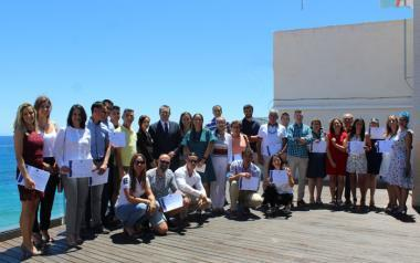 Más de 20 empresas se certifican en 2017 en calidad turística con el distintivo SICTED