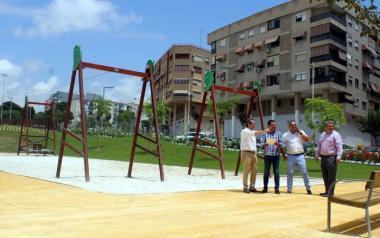 El Parque de Foietes se abrirá por completo a lo largo del lunes