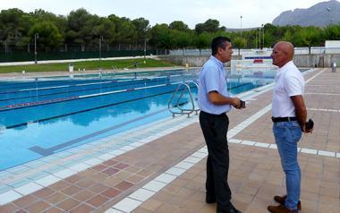 Benidorm reabre la piscina y las pistas de tenis de Foietes dos días después del Low Festival