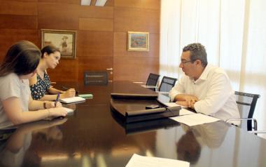 Benidorm suprime los contratos negociados sin publicidad