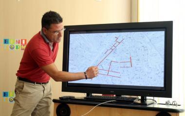 La JGL licita la segona fase de conversió en zona de vianants de Tomás Ortuño per prop de 730.000 euros
