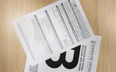 Las peñas no asociadas deberán estar inscritas en el Registro de Asociaciones de la Comunidad Valenciana