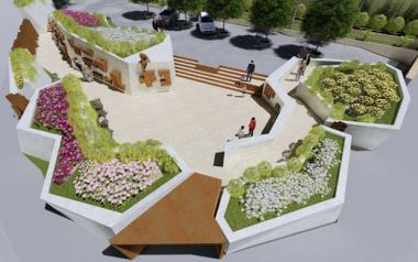 El Consejo Asesor de Escena Urbana avala el proyecto para adecuar el espacio público frente al cementerio Virgen del Sufragio