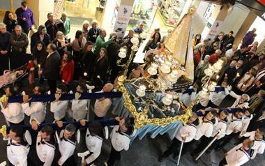 Benidorm celebra este dilluns el Dia de Sant Jaume
