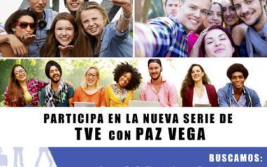 Una nueva serie de TVE protagoniza por Paz Vega busca 'extras' en Benidorm