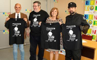 El cuarto 'Trofeo por una Sonrisa' de Aspanion se jugará en el 'Guillermo Amor'