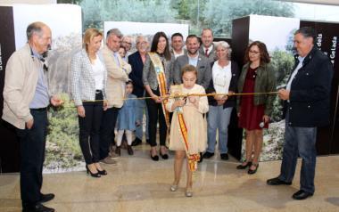 Una exposición sobre los pobladores de la Cova Gelada inicia los actos culturales de la Carta de Poblament