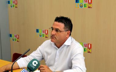 De Zárate pide al PSOE local explicaciones sobre la investigación por supuesta financiación ilegal