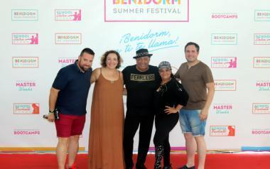 El Benidorm Summer Festival vuelve a hacer de la ciudad la capital mundial de la salsa, la bachata y la kizomba
