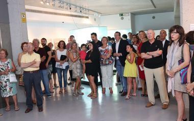 Inaugurada la exposición 'Benidorm en la fotografía de Simeón Nogueroles' en el museu Boca del Calvari