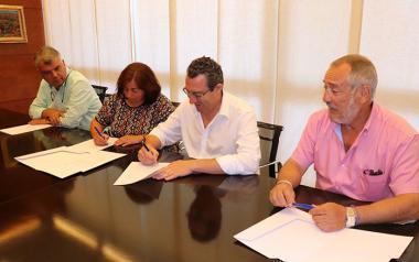 L'Ajuntament de Benidorm aportarà un any més 8.000 euros per a les festes de Beniardà