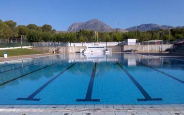 Benidorm reabre la piscina y las pistas de tenis de Foietes tras el Low Festival